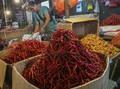Harga Cabai-cabaian Makin Mahal, Naik Hingga Rp2.900 per Kg
