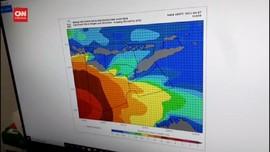 VIDEO: BMKG Peringatkan Ancaman Gelombang Tinggi Di NTT