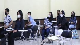 VIDEO: Bawa Surat Hasil Swab Antigen Untuk Kuliah Tatap Muka