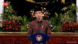 VIDEO: Jokowi: Sikap Intoleran Harus Hilang Dari Bumi Pertiwi