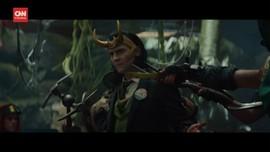 VIDEO: Trailer Baru Loki Viral, 9 Jam Ditonton 4 Juta Orang