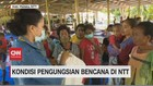 VIDEO: Kondisi Pengungsi Bencana di NTT