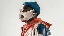 Will.i.am Buat Masker Berteknologi dari Negeri Fiksi