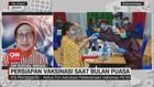 VIDEO: Persiapan Vaksinasi Saat Bulan Puasa