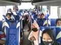 Pastikan Aman, Pertamina Pulangkan Pengungsi Balongan