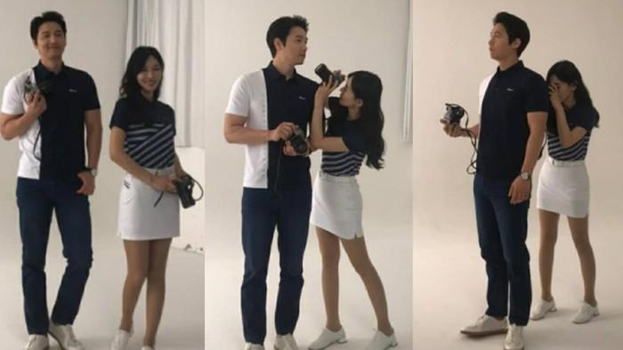 Berbanding jauh dengan karakter Cheon Seo Jin, ternyata Kim Seo Yeon orangnya jahil banget / foto: instagram.com/sysysy1102
