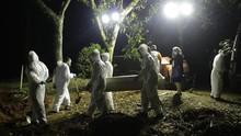 Persentase Kematian Corona 5 Daerah Jatim di Atas 10 Persen