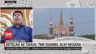 VIDEO: Setelah 44 Tahun, TMII Diambil Alih Negara