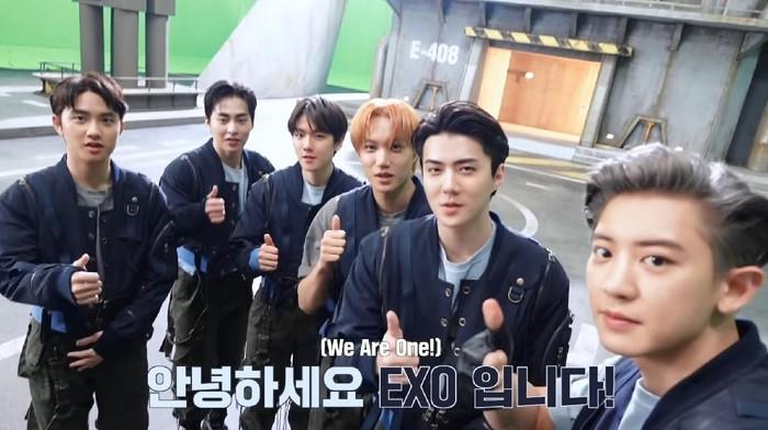Setelah Setahun Lebih, EXO Akhirnya Umumkan Comeback dalam Waktu Dekat