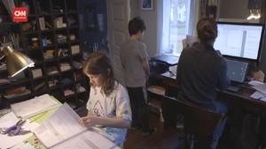 VIDEO: Studi Sebut Covid-19 Pengaruhi Kesehatan Mental