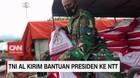 VIDEO: TNI AL Kirim Bantuan Presiden ke NTT