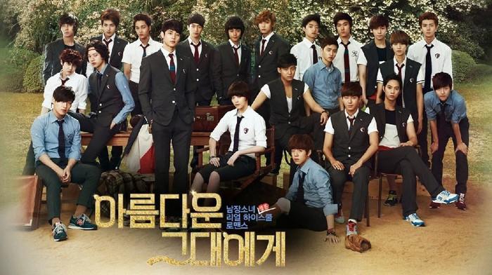 Anti Mainstream, Ini Dia 4 Drama Korea Dengan Kisah Cinta Para Atlet