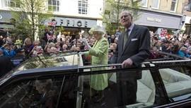 FOTO: Kilas Memori Sosok Pangeran Philip