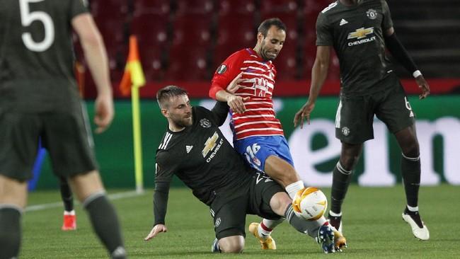 Man Utd Dihukum UEFA, Solskjaer Pusing Jelang Liga Europa