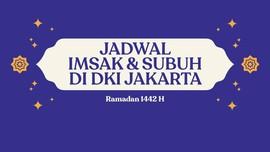 INFOGRAFIS: Jadwal Imsak dan Subuh di DKI Jakarta