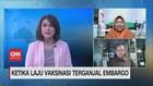 VIDEO: Jika Vaksinasi Terganjal, PPKM Harus Diperketat
