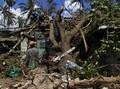 6.546 Rumah Warga Kabupaten Kupang Rusak Efek Badai Seroja