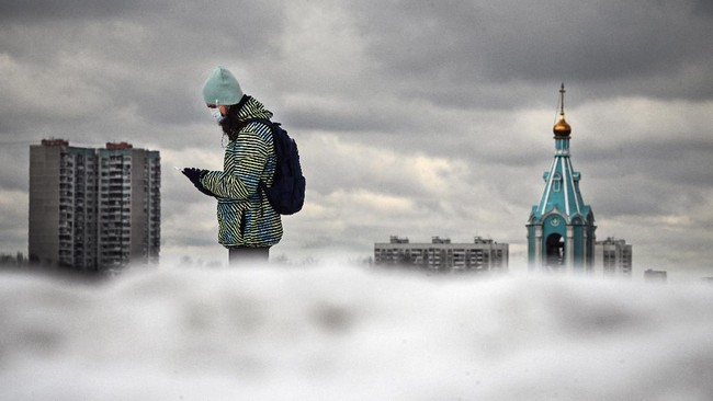 Pilihan foto-foto unik dari seluruh dunia dari redaksi CNNIndonesia.com