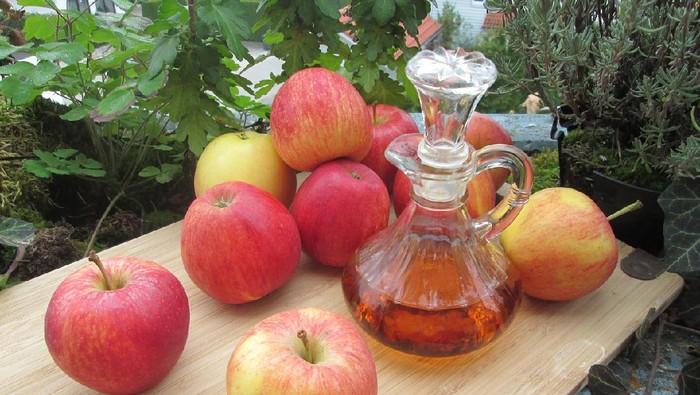 Selain Ampuh untuk Jerawat, Cuka Apel juga Efektif untuk Membantu Diet