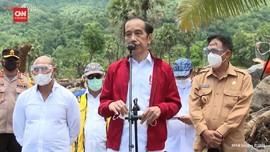 VIDEO: Jokowi Akan Relokasi Korban Bencana di Lembata