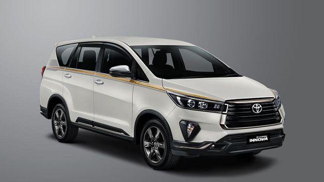 Toyota Astra Motor hanya menjual 50 unit Innova Limited Edition, angka 50 mewakili perjalanan 50 tahun Toyota di dalam negeri.