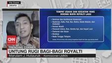 VIDEO: Untung Rugi Bagi-Bagi Royalti