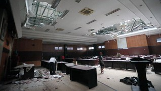 Pusat Gempa Malang Bagian dari Sejarah Gempa Jatim