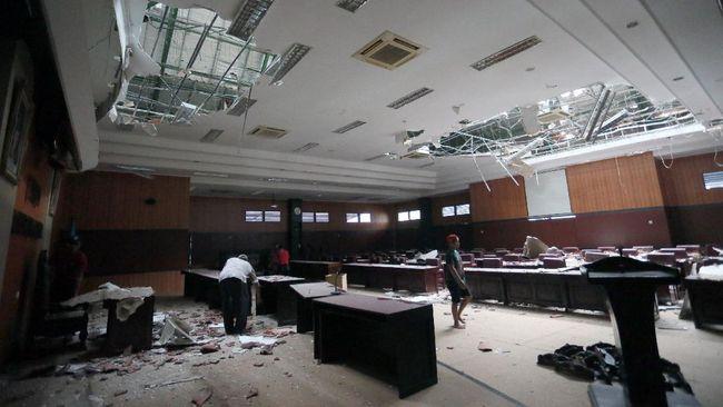 700 Tagana Dikerahkan Bantu Korban Gempa Malang