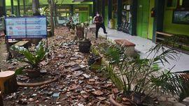 Dampak Gempa Malang: Rumah, Sekolah, Tempat Ibadah Rusak