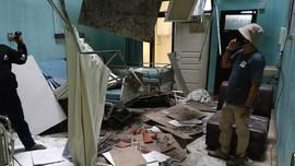 RSUD Blitar: Tak Ada Pasien Tertimpa Atap saat Gempa Malang