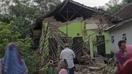 Rumah Rusak Berat Gempa Jatim Diberi Stimulus Rp50 Juta
