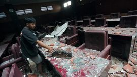 Pemkab Malang Tetapkan Status Tanggap Darurat Gempa