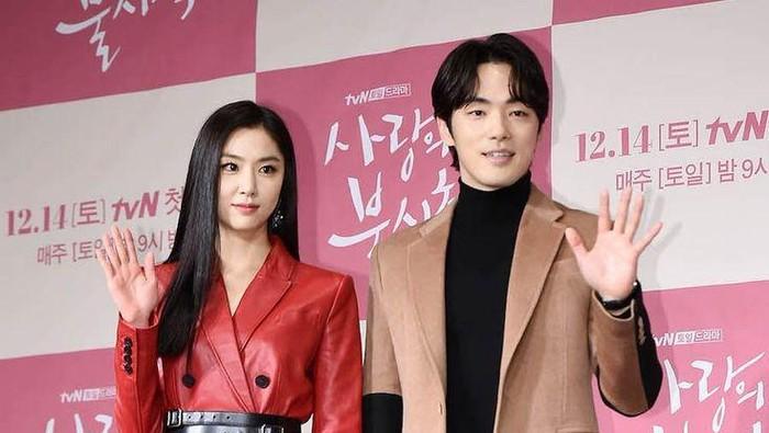 Dikabarkan Pacaran, Ini 5 Fakta Hubungan Kim Jung-hyun dan Seo Ji-hye