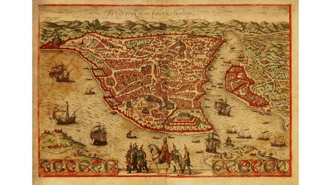 Tonggak kejayaan Kekaisaran Turki Usmani (Ottoman) ditandai dengan keberhasilan merebut Konstantinopel Kekaisaran Byzantium atau Romawi Timur.