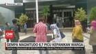 VIDEO: Gempa Magnitudo 6,7 Picu Kepanikan Warga