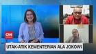VIDEO: Utak-Atik Kementrian Ala Jokowi