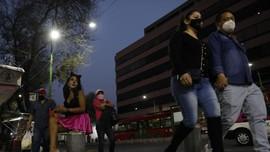 FOTO: Pandemi Corona Paksa Ribuan Orang Meksiko Jadi PSK