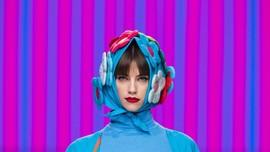 FOTO: Spanyol Fashion Week Digelar di Tengah Pandemi