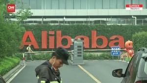 VIDEO: Alibaba Didenda Rp40 T, Terbesar dalam Sejarah China