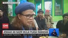 VIDEO: Jemaah An Nazir Sudah Mulai Puasa Ramadan
