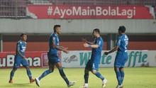 Hasil Semifinal Piala Menpora: Persib ke Final Lawan Persija