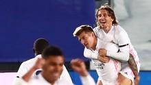 Kaca Bus Real Madrid Dipecahkan Fans Saat Tiba di Anfield