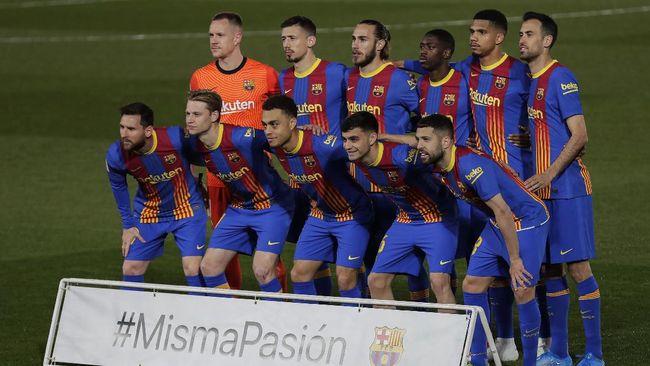 Presiden Barcelona, Joan Laporta, menyiratkan klub pemilik lima gelar Liga Champions itu bakal mundur dari rencana penyelenggaraan European Super League.
