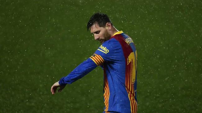 Pique Ungkap Perubahan Messi Soal Masa Depan di Barcelona