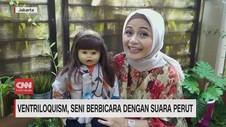 VIDEO: Ventriloquism, Seni Berbicara dengan Suara Perut