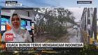 VIDEO: Siklon Odette Ancam Gelombang Tinggi di Jawa & Bali
