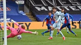Hasil Liga Inggris: Chelsea Hajar Crystal Palace 4-1
