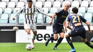 Hasil Liga Italia: Juventus Tekuk Genoa 3-1