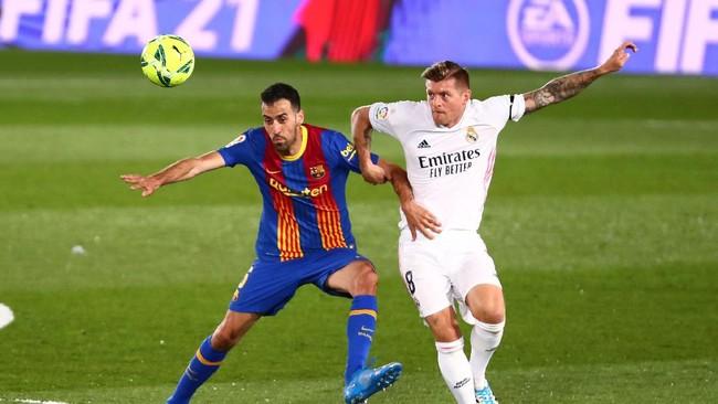 Prediksi Barcelona vs Madrid di El Clasico Liga Spanyol