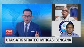 VIDEO: Utak-atik Strategi Mitigasi Bencana